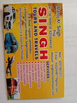 SINGH TOURS AND TRAVELS