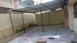 1 BHK garden flat for sale with four wheeler parking