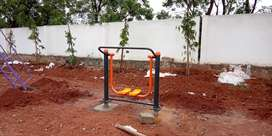 Manufacturers of Outdoor Gym Equipments and Playground Equipments