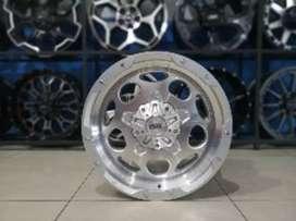 Velg HSR WHEEL Pisak Ring 20x9 H6) 139,7) Di Pekanbaru