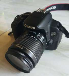 Kamera Canon EOS 650D 18.55mm