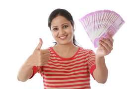 Good Job For female Home Base Daily payment