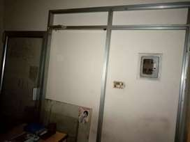 New complete door with mirro