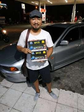 MANTAP!! Mobil Ngayun2 Keras Langsung Teratasi dg BALANCE Damper Boss