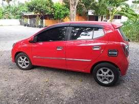 Toyota Agya G Matik Th 2015,DP mulai 5 JT
