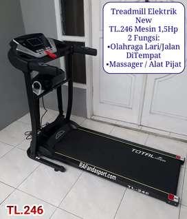 New Treadmill Elektrik TL-246 Harga Murah