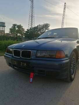 It's my Lovely BMW 97. 3 SERIES