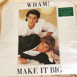 Vinyl / Piringan Hitam Wham!