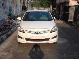 Hyundai Verna Fluidic 1.4 VTVT, 2015, Petrol