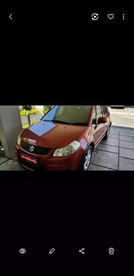 Suzuki X Over thn 2010 mulus seperti baru