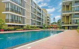 TALEIGAO : RISARA LUXURY,2BHK FULLY FURNISHED FLAT