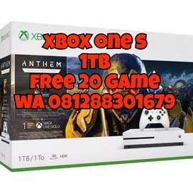 xbox one s1tb edisi anthem free 20 game