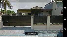 Rumah Di Jual Di Daerah Bukit Besar Palembang (NEGO)