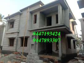 New 4 bedroom house for sale at Kozhikode-Chevarambalam.Price:80Lakhs