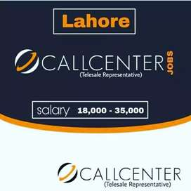 Call center job in Lahore for fresh students