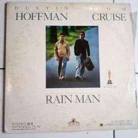 Sale laserdisc RAIN MAN movie