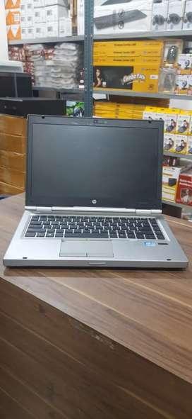 *HP Elitebook 8470* Silver Colour  I5 3rd Generation 4GB RAM 320GB HDD