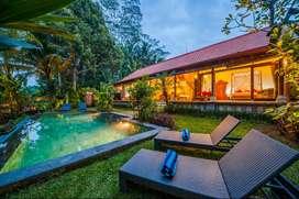 3BR Aashaya Villa disewakan di Ubud