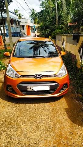 Hyundai Grand I 10, 2013, Diesel
