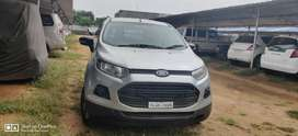 Doctor owned ford ecosport company service record
