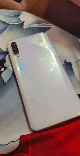 SAMSUNG A50S, 4-128 white colour