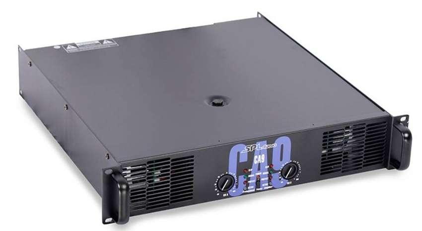 Power amplifier CA 9 spl profesional sound system 0