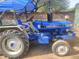 Good condition tractor