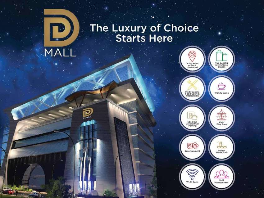 Shop for Sale in D Mall Best for Future Investment 0