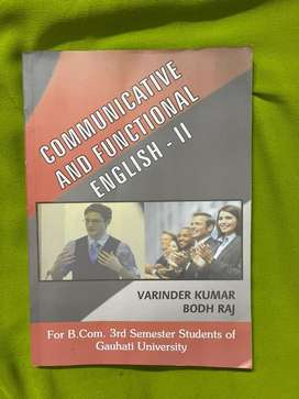 Communicative and Functional English .
