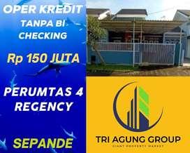 PERUMTAS 4 JAMBANGAN : Oper Kredit TANPA BI CHECKING – PROSES CEPAT!!