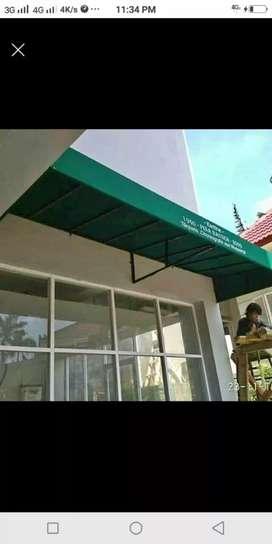 Menjjuall canopy aweuning Dan menerima pesanan