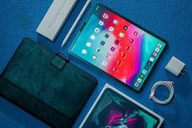 IPAD PRO 2018 11 INCH 64 GB + APPLE PENCIL 2nd GEN