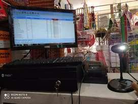 Software dan mesin kasir minimarket