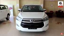Brand New Toyota INNOVA CRYSTA 2020 BS6 Diesel