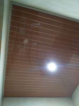 Penjualan dan Pemasangan Plafon PVC Termurah di Pandak Bantul Yogya