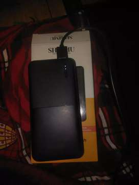 Power bank 20000mhz only 2week used