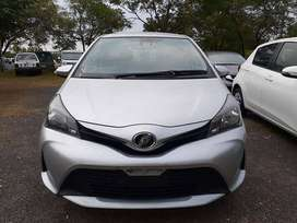 Toyota Vitz ...On Easy installment