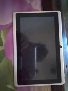 My tableta is good no probelen all ok