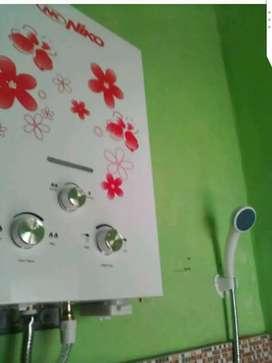 Ready stok^water heater gas Niko