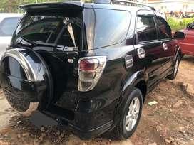 Toyota rush s manual 2012