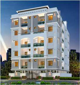 3BHK Flat For SALE In MIGH COLONY MEHDIPATNAM.
