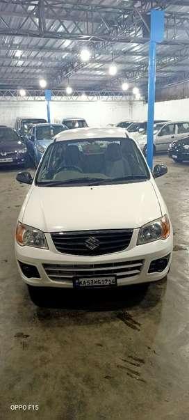 Maruti Suzuki Alto K10 VXi (O), 2013, Petrol