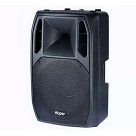 DiCicil Speaker Aktif Huper AK15 Proses Instan Cepat Dan Mudah