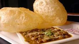 Chola Bhatura Chef/ Kaarigar