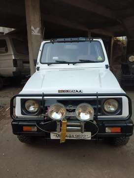 Maruti Suzuki Gypsy 2001 Petrol Well Maintained.