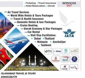 Islamabad travel and tours
