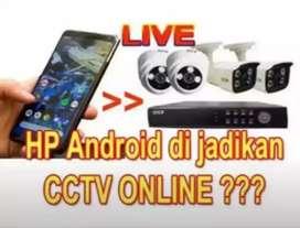 Pasang CCTV Kualitas HD Paket Murah