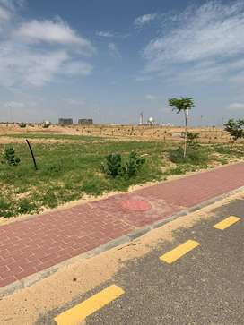 Precinct 7 ,1000 Sq Yd Plot For Sale In Bahria  Town Karachi