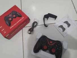 Gamepad X3 Wireless Controller X3 second(bekas)
