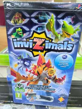 Games PSP InviZimals